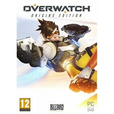 Overwatch origins edition pc game-neuf!