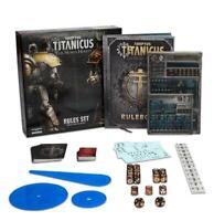 Adeptus Titanicus Rules Set Warhammer 40k *New*