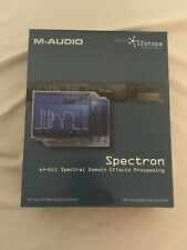 M-Audio Izotope Spectron Spectral Domain Effects Processing Plugin