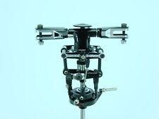Metal Main Rotor Head Black for T-Rex 450 Pro Anodized Aluminum