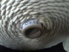 1kg Rolle Kerzen Docht (680m Spule) Runddocht Nr.5  NUR 9 Cent pro Meter