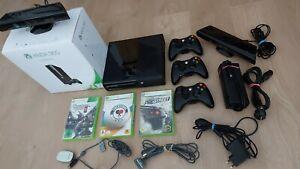 Xbox 360 konsole schwarz