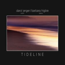 Darol Anger, Barbara Higbie - Tideline [New CD]