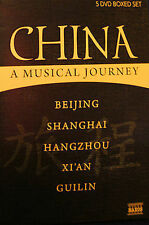 China: A Musical Journey, New DVDs