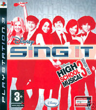 Videogame Disney Sing It - High School Musical 3 - Seni