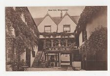 Gloucester, New Inn Postcard, A789