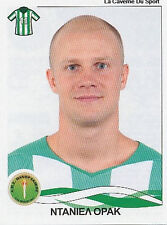 N°241 PLAYER PANTHRAKIKOS STICKER PANINI GREEK GREECE LEAGUE 2010
