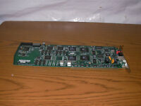 Dialogic D/240SC-T1 REV 3 W/Combined Media Board Dual T1 16-Bit ISA