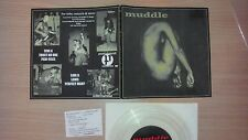 Muddle - The Beginning EP 1997/ITA Metal HC Strife Manifold Dellamorte