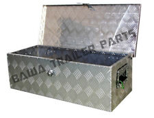 760MM ALUMINIUM TOOL BOX! TRAILER PARTS