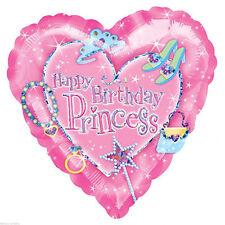 Princess/Fairies Foil Party Tableware