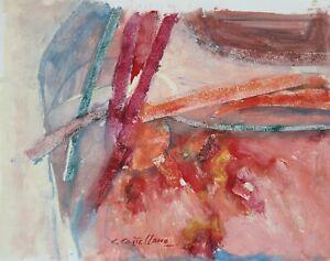 Carmelo Castelano - Abstract study