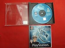 PS1 / SONY PLAYSTATION 1 GIOCO - WEAKEST LINK (CON CONFEZIONE ORIGINALE) SLES -
