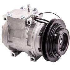 para Toyota Landcruiser HZJ70 HZJ75 HDJ80 PZJ70 73 Air Conditioner Compressor AC