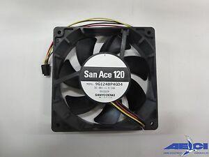 SANYO DENKI 9G1248P4G04 FAN 48VDC