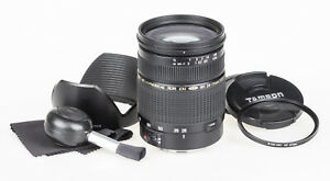 Tamron 28-75mm f/2.8 SP LD XR Aspherical IF Di A09 lens for Canon +hood, UV...