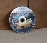 Need for Speed: Hot Pursuit 2 Microsoft Xbox disc only Tested