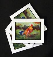 Note Cards Monhegan Dawn