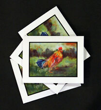 Booker T Rooster Strut - Note Cards