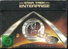 Star Trek Enterprise The Full Journey 27 DVD`s Neu OVP Sealed  Deutsche Ausgabe