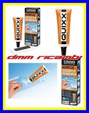Pasta Lucidante QUIXX XERAPOL per vetri acrilici e plexiglass MOTO SCOOTER BARCA