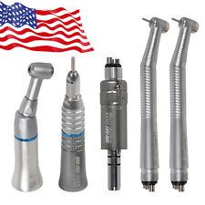 New Listingnsk Dental High Low Handpiece Turbine Kit Contra Angle Straight Air Motor Bn