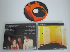 THE VON BONDIES/LACK OF COMMUNICATION(SWEET NOTHING RECORDS SNCD015) CD ALBUM