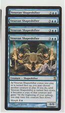 Vesuvan Shapeshifter X 4 Time Spiral NM/M MTG Magic the Gathering