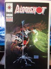 1992 Valiant Bloodshot #10