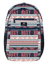 Roxy Here You Are J Bkpk Xwbg Bright White AX Boheme Border 1sz