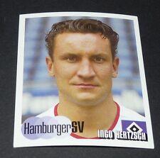 203 HERTZSCH HAMBURGER SV HSV PANINI FUSSBALL 2002-2003 BUNDESLIGA FOOTBALL
