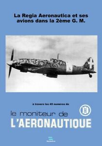 La Regia Aeronautica dans la 2ème Guerre - ebook aviation militaire