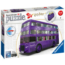 Ravensburger Harry Potter Knight Bus 3D Jigsaw Puzzle - 216 Piece - 11158