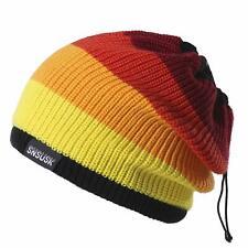 3 In 1 Warm Beanie Hat Fleece Neck Warmer Balaclava for Winter Ski Snowboard