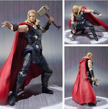 Marvel Avengers Age of Ultron Thor S.H.Figuarts PVC Action Figure Figurine IB