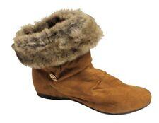 Rocawear Women's Tabie Boot Tan US 10 NOB NWD