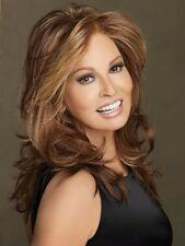 WIGS SPOTLIGHT WIG BY RAQUEL WELCH MESSAGE ME YOUR COLOR! LACE FRONT