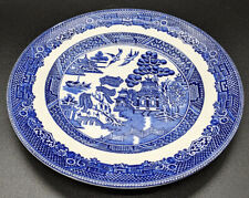 Johnson Brothers Watermill Blue Ironstone Rimmed Soup Bowl Replacement by EraCetera