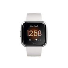 Fitbit Versa Lite Gesundheits- und Fitness-Smartwatch weiß