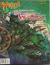WORLDS OF FANTASY & HORROR 1 (WEIRD TALES) Joyce Carol Oates, Lord Dunsany