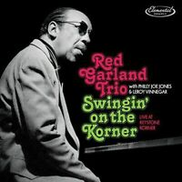 Red Garland TrioSwingin' on the Korner (New Vinyl 3 LP Set + Booklet)