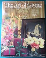 THE ART OF GIVING by Stuart E. Jacobson 1987 Hardcover 1st Printing Gift Gifting