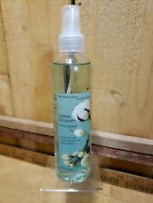 Bath and Body Works Cotton Blossom Mist Splash Body Spray 8oz Original Version