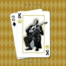 B.B. KING 'DEUCES WILD' CD NEW!!!!!!!!!!!!!!!!!!!!!