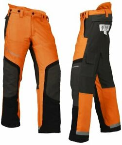husqvarna chainsaw TECHNICAL HI VIZ PANTS 36/38X32 authorized dealer # 582053303