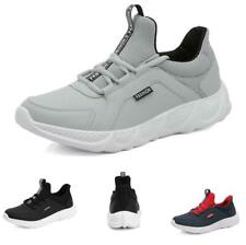 Mens Leisure Sneakers Shoes Trainer Gym Fitness Outdoor Running Sports Casual D