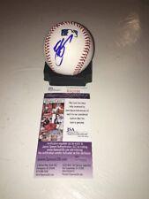 Eric Hosmer Royals Auto Autographed Baseball Ball JSA Cert