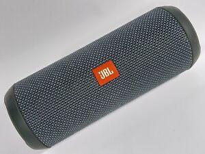 JBL Flip 3 Tragbares Lautsprechersystem Bluetooth Lautsprecher Speaker GRAU