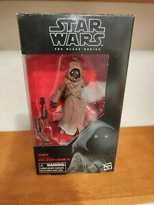 Hasbro Star Wars The Black Series Action Figure- Jawa