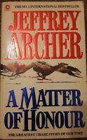 Jeffrey Archer A Matter of Honour